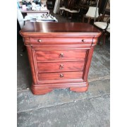 Four Drawer Night Stand