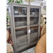 Bangor - Wood Four Drawer China Cabinet