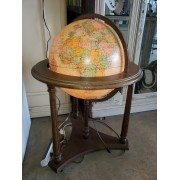 Repogle - Lighted World Globe