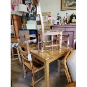Rustic / Wood Dining Chair
