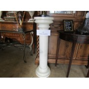 Three Piece Marble Column