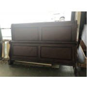 King - Tropical Headboard / Footboard