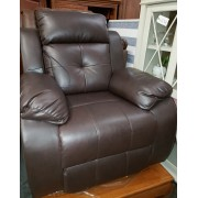 Brown Electric Recliner