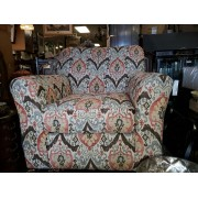 Paisley Arm Chair