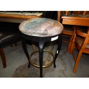 Abstract Bar Stool