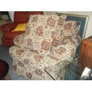 Drexel Swivel Chair - (11165-11)