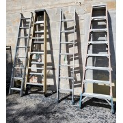 Aluminum Extension & Fiber Glass Ladders