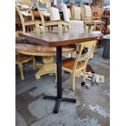 Tall Square Bar Table