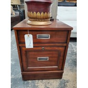 Latitude 2 Drawer File Cabinet
