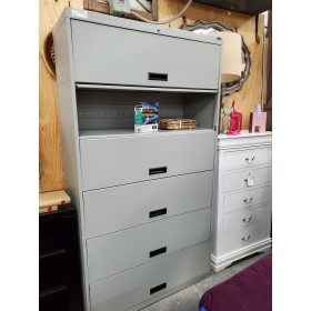 Pandora Vertical 6 Drawer File Cabinet