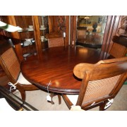 Ralph Lauren - Dining Table / Four Chairs