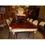 EJ Victor Dining Table Set