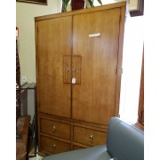 Century - Large Wood Armoire