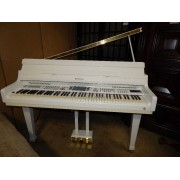 Baldwin - White Piano