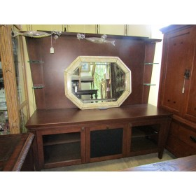 Scan Design - Two Piece Entertainment Center
