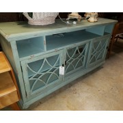 Green TV Cabinet