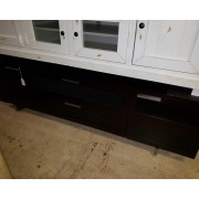 Black Low TV Stand