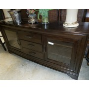 Three Drawer TV Stand