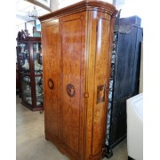 Italian Inlay Bar/Armoire