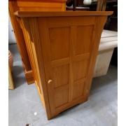 Small Oak Wine/Storage Cabinet
