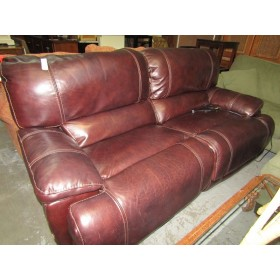 Two Piece Reclining Love seat