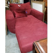 Red Chaise
