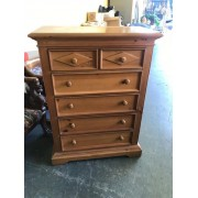 Broyhill - Tall Pine Chest