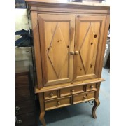 Broyhill - Pine Armoire