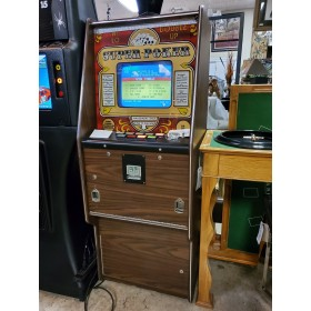 Video Poker Arcade Game