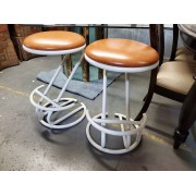 Cream / White Bar Stool
