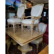 Lexington - Dining Table / Six Chairs / One Leaf
