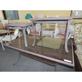 Metal / Patio Coffee & End Table