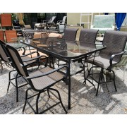 Patio Table With Five Chairs