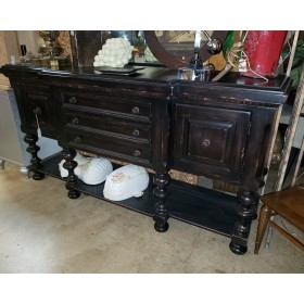 Tommy Bahama Black Console