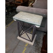 Glass Top Stand