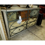 Bernhardt - Six Drawer / Mirror Dresser/Chest