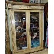 Wood / Glass Curio