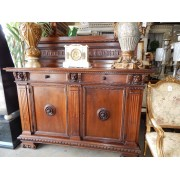 Wood Hutch / Side Board