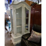 White Powder Cabinet