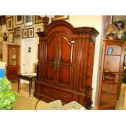 Large Two Piece Armoire