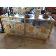 Gold Cabinet / Worlds Away