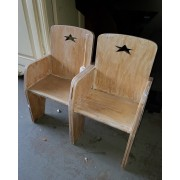 Wood / Childs Chair