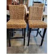 Wicker Counter Stool